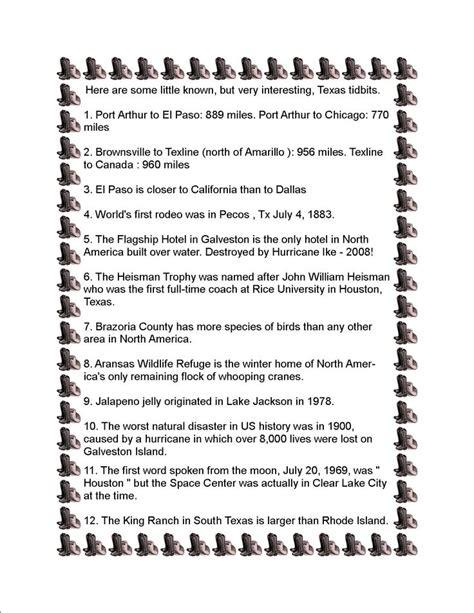 interesting facts  texas texas pinterest texas interesting facts