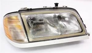 Rh Head Light Lamp 97