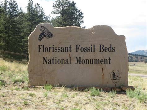 Florissant Fossil Beds florissant fossil beds national monument colorado travel