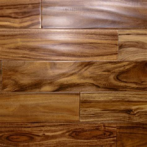 "Acacia Broadway   Distressed 1/2"" x 4 7/8"" x 1 4' Select"