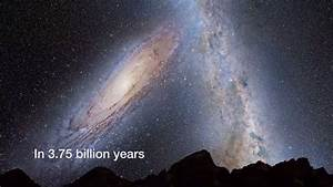 Here's what will happen to Earth when our galaxy collides ...