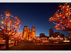 A Photo Tour of SF Looking Beautiful at Christmas