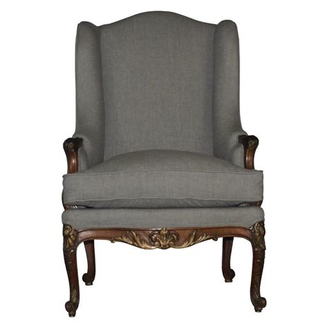 louis xv style accent chair for sale at 1stdibs