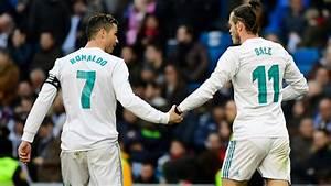 La Liga: Ronaldo, Bale and Benzema fire Real past Alaves