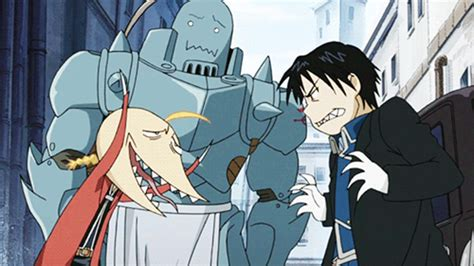 loves fullmetal alchemist  action sbs