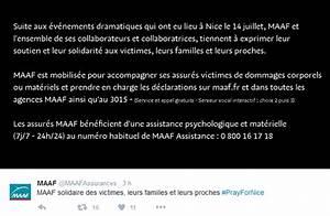 Maaf Assistance Numero : l 39 argus de l 39 assurance attentat de nice le monde de l 39 assurance solidaire les services de ~ Gottalentnigeria.com Avis de Voitures