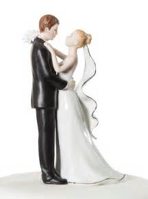 wedding cake tops white and silver porcelain and groom wedding cake topper figurine