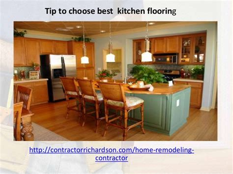 choosing kitchen flooring tip to choose best kitchen flooring 2189