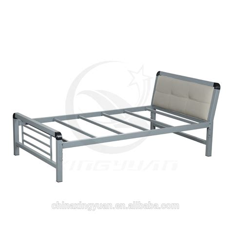 cheapest metal size bed frame for sale buy single metal bed frame size bed frame for
