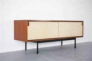 1960s Teak Sideboard By Dieter Waeckerlin For Behr