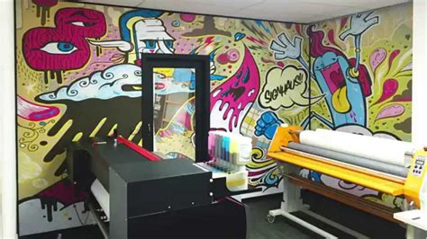 Digital Wallpaper Printing by Digital Printed Custom Wallpaper Signage At Signhaus Print