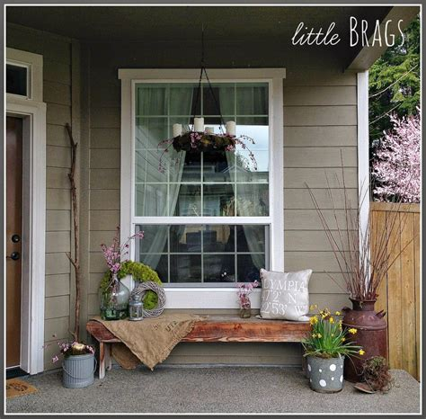 small front porch decorating ideas spring porch decorating ideas tauni co