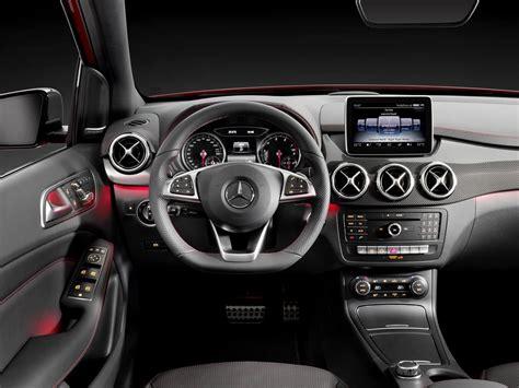 Foto Mercedes B Klasse 2018 Mercedes B Klasse 2018 039