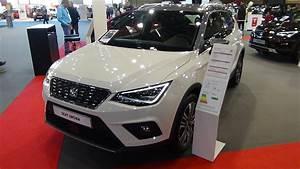 Seat Arona Xcellence Automatikgetriebe : 2018 seat arona 1 0 eco tsi 115 xcellence exterior and ~ Jslefanu.com Haus und Dekorationen