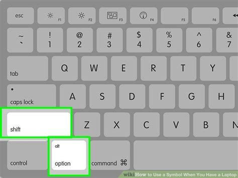 How To Use A Symbol When You Have A Laptop