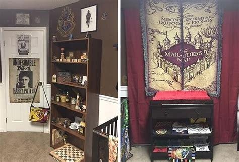 chambre harry potter la chambre de b 233 b 233 224 th 232 me harry potter la plus magique