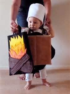 S'mores Halloween Costume DIY