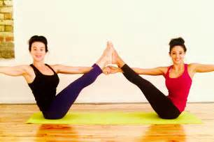 Partner Yoga Poses for Two People
