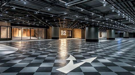 art  culture centreplace  victoria dockside car park design  retail