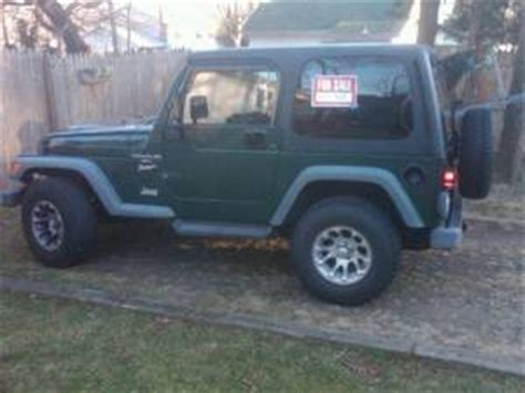 used jeep for sale by owner 2000 jeep wrangler for sale by private owner in ronkonkoma