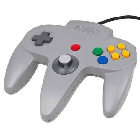 nintendo n64 console nintendo 64 console grey nintendo 64 co uk pc