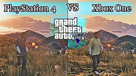 Kaos One One Graphic 5 gta 5 ps4 vs xbox one сomparison of grass graphics