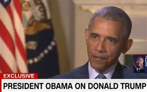 """President Obama Is """"Optimistic"""" That Americans Will Reject ..."""