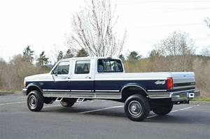 1994 Ford F350 Crew Cab Long Bed 4x4 5