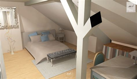 idee amenagement chambre sous comble inspirations et d 233 co