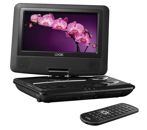 portable player buy logik l7spdvd11 portable dvd player free delivery