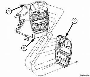Remove And Replace Radio 2005 Dodge Grand Caravan Sxt