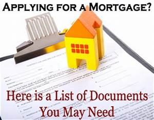 what documents do you need when applying for a mortgage With what documents do i need for a va loan