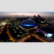 New Orleans From The Sky  In 4k! Youtube
