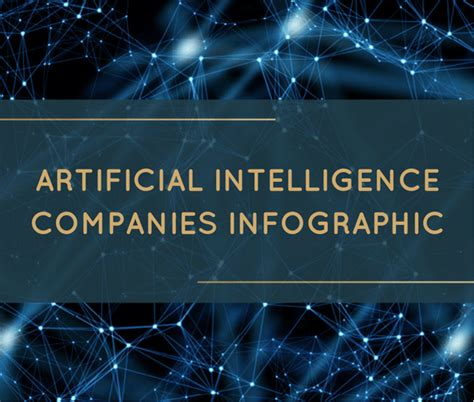 the digital marketing bureau uk artificial intelligence companies infographic the