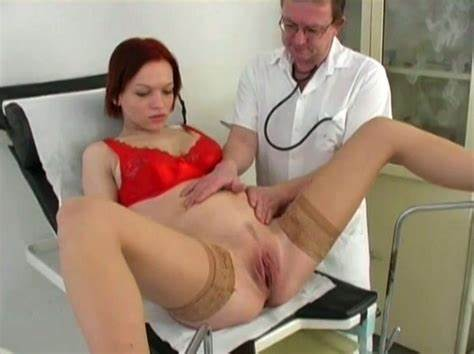 Patient And Doctor Banging On Hidden