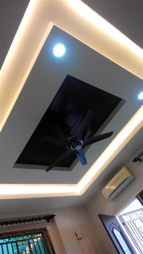 design plaster ceiling ruang tamu desainrumahidcom