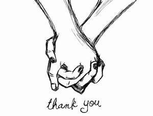 drawing couple cute thank you holding hands aliensforsale •