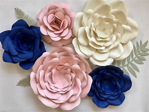 Calgary paper flowers - Prairie Love