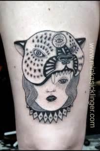 Minka Sicklinger Tattoo