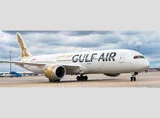Gulf Air GF GFA Heathrow