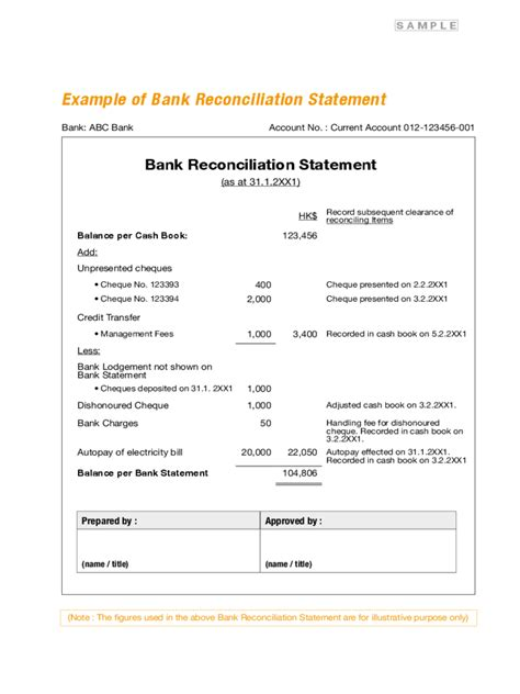 Bank Reconciliation Template Mughals Bank Reconciliation Template Exle Mughals