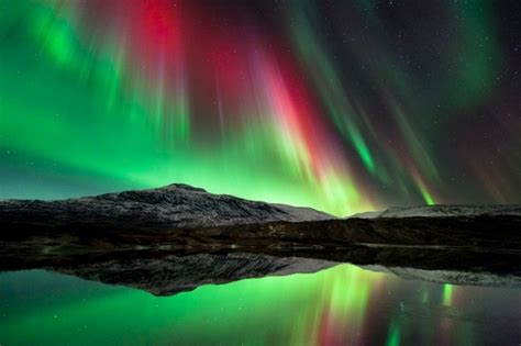 top ten places to see the northern lights aol uk travel