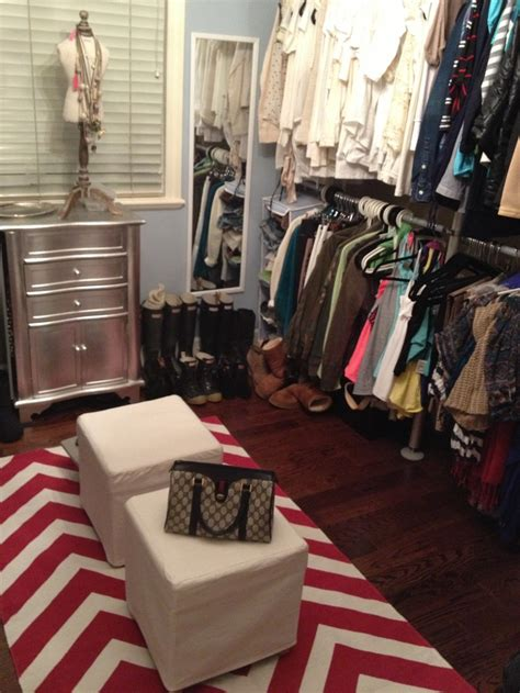 floor to ceiling tension rod closet 17 best images about organized closet on
