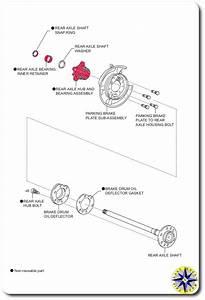 How To Fj Cruiser Wheel Bearing Replacment