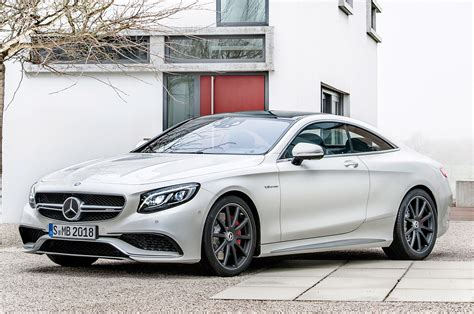 2015 S63 Amg Coupe by 2015 Mercedes S63 Amg Coupe Debuts In New York