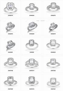 so many different types halo emerald engagement rings With all types of wedding rings