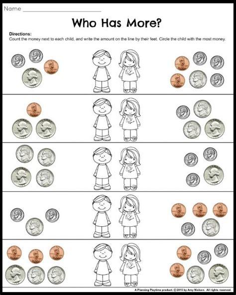 money worksheets for 2nd grade money worksheets worksheets and math