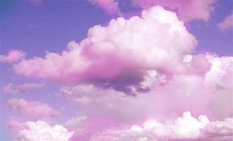 pastel clouds on Tumblr