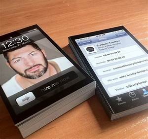 who wants iphone business cards cult of mac With iphone shaped business cards