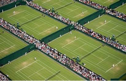 Wimbledon Tennis Wallpapers Aerial Grounds Defination Bob